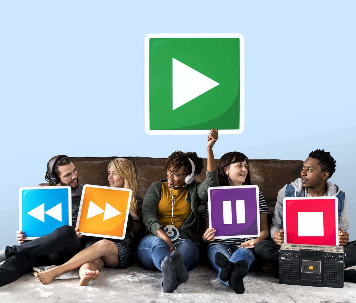 自宅で観れる動画配信サービス6選