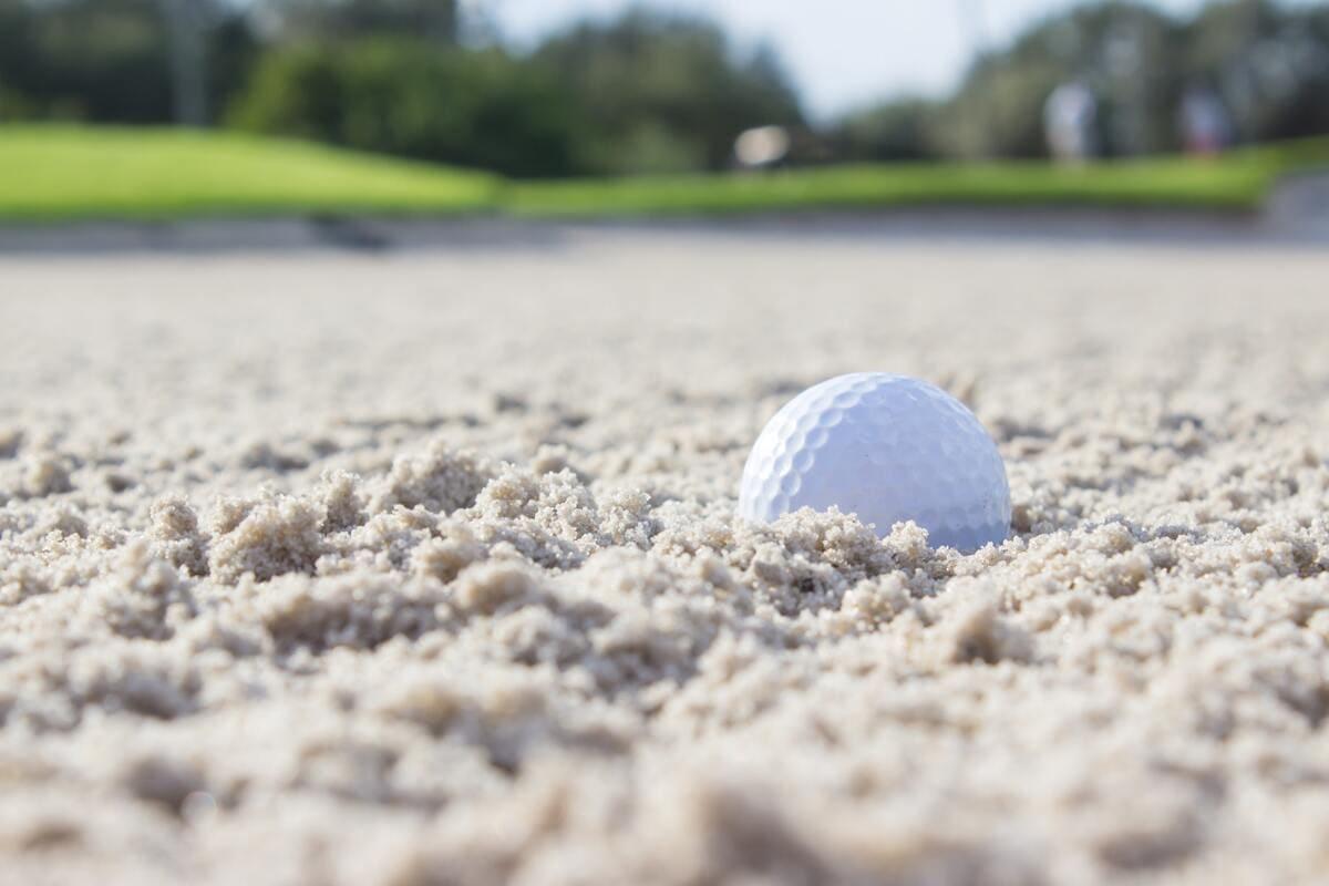 ゴルフ初心者で100切りできない人の間違った練習法